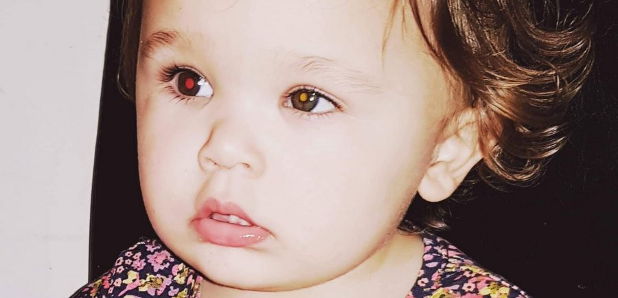 Photo of young girl - Violet