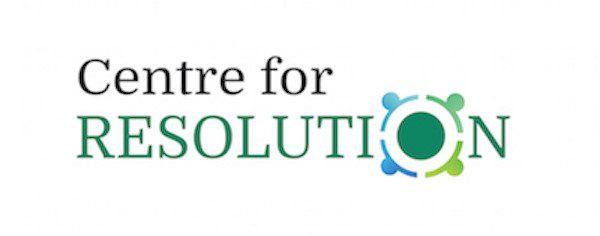 Centre for Resolution logo